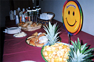 Corporate Catering: Breakfast Catering